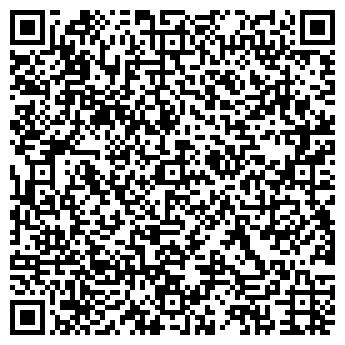 QR-код с контактной информацией организации Радужка