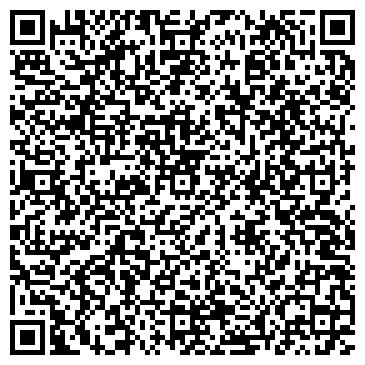"""QR-код с контактной информацией организации ИП Салон красоты """"Шок Шоколад"""""""