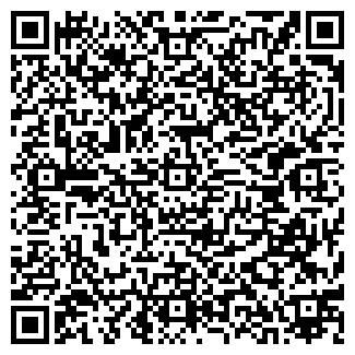 QR-код с контактной информацией организации OXYGEN, ЧП