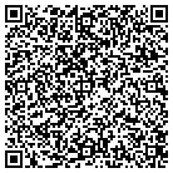 QR-код с контактной информацией организации ИНФОСФЕРА, ЗАО