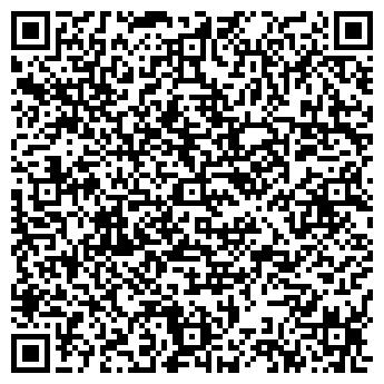 QR-код с контактной информацией организации ИСКОР, НПФ, ЧП