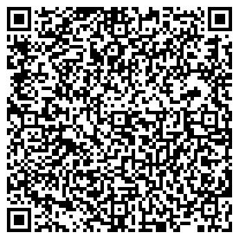 QR-код с контактной информацией организации Все художества