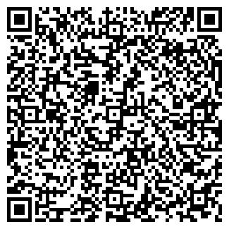 QR-код с контактной информацией организации КРИК
