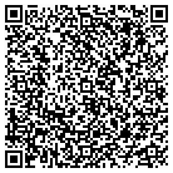 QR-код с контактной информацией организации Эдельвейс