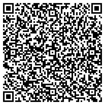 QR-код с контактной информацией организации Анаско-Казань