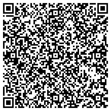 QR-код с контактной информацией организации ООО АПАРТАМЕНТЫ АУРА