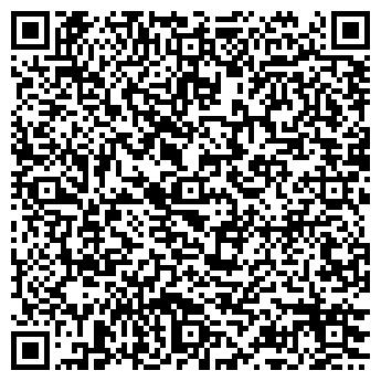 QR-код с контактной информацией организации НАДЯ, САЛОН ШЛЯП, ЧП