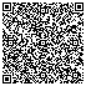 QR-код с контактной информацией организации ВОСХОД, ТУРБАЗА, ООО
