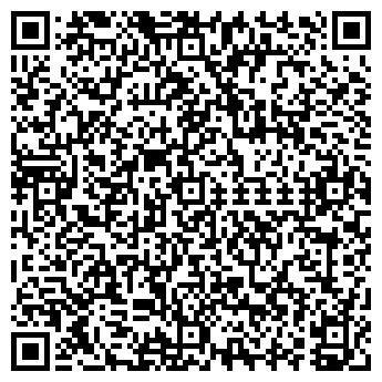 QR-код с контактной информацией организации ВИДИКОН, ТРК, ООО