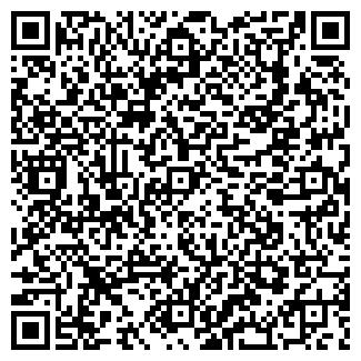 QR-код с контактной информацией организации Белый Ирбис