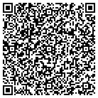 QR-код с контактной информацией организации Комфест