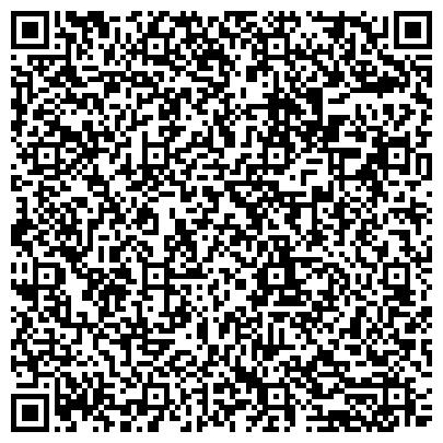 QR-код с контактной информацией организации МОСКОВСКОЕ РАЙУПРАВЛЕНИЕ ПО ЗЕМЛЕУСТРОЙСТВУ И РЕГИСТРАЦИИ ПРАВ НА НЕДВИЖИМОЕ ИМУЩЕСТВО