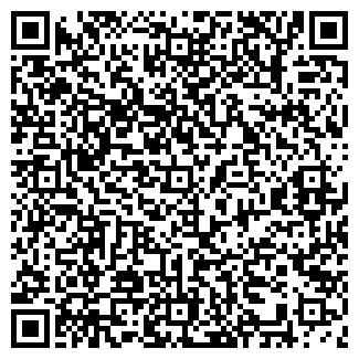 QR-код с контактной информацией организации ПАРАДИЗ, ООО