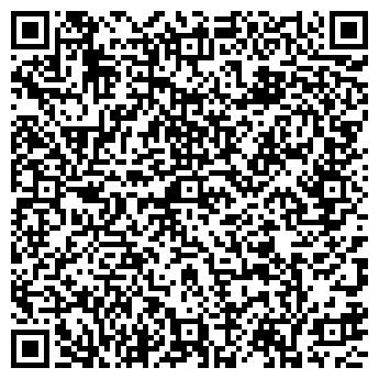 QR-код с контактной информацией организации АМЕДА КО, ООО