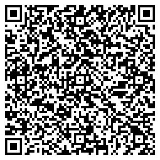 QR-код с контактной информацией организации КАРАВАЙ,КП