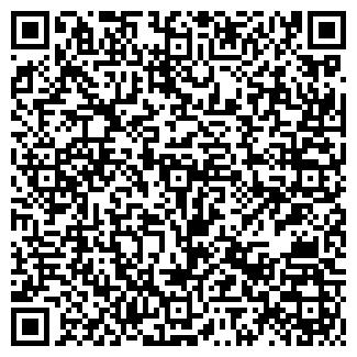 QR-код с контактной информацией организации ДОВГАНЬ