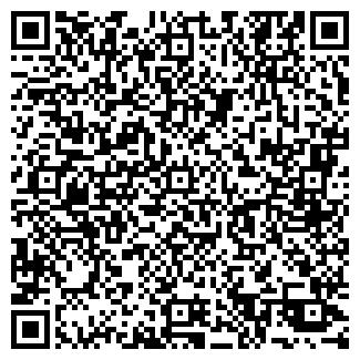 QR-код с контактной информацией организации ОРТИС, ООО