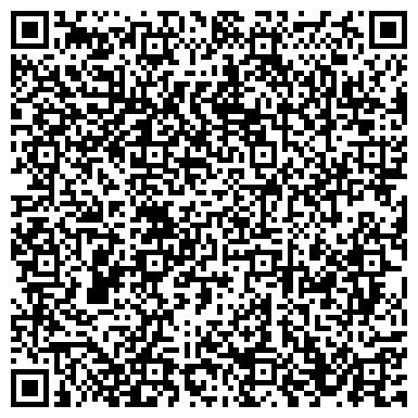 QR-код с контактной информацией организации ПОГРЕБИЩЕНСКИЙ РАЙОННЫЙ КОНТРОЛЬНО-РЕВИЗИОННЫЙ ОТДЕЛ