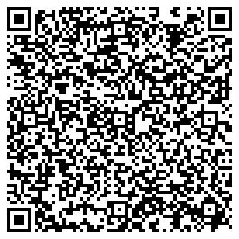 QR-код с контактной информацией организации Кухнемания