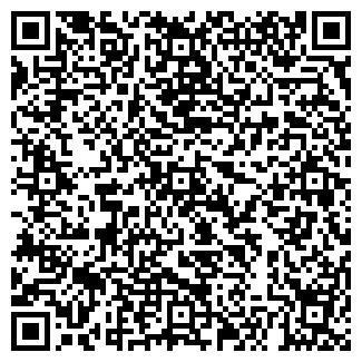 QR-код с контактной информацией организации ФИНБАНК, АКБ
