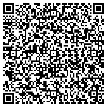 QR-код с контактной информацией организации ФИНРОСТБАНК, ООО