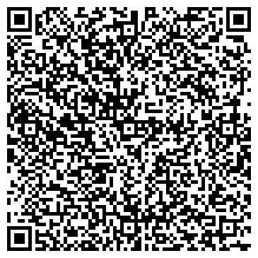 QR-код с контактной информацией организации ВАБАНК, ОАО, ОДЕССКИЙ ФИЛИАЛ
