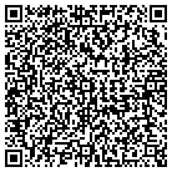 """QR-код с контактной информацией организации """"GREEN HOSTELS"""""""