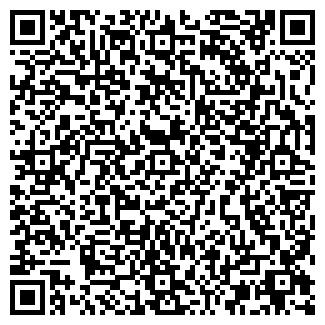 QR-код с контактной информацией организации ООО БРИДЖ