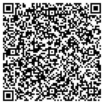 QR-код с контактной информацией организации ГАРАНТИЯ ТРЕВЕЛ