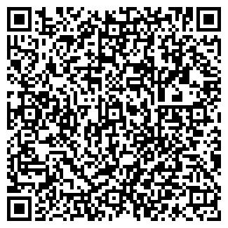 QR-код с контактной информацией организации РАФ-ПЛЮС, ООО