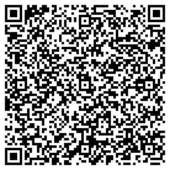 QR-код с контактной информацией организации ОДЕССА, САНАТОРИЙ СБУ, ГП
