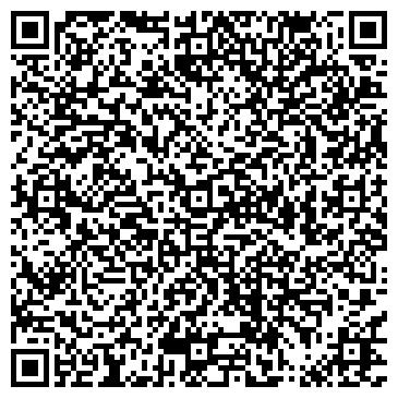 QR-код с контактной информацией организации ООО Отличные двери