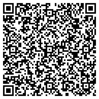 QR-код с контактной информацией организации МЭТР-ПЛЮС