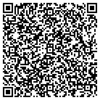 QR-код с контактной информацией организации АКВАФОР-УКРАИНА