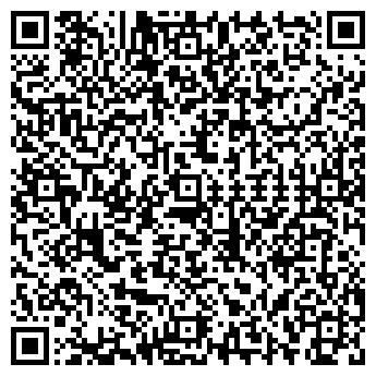 QR-код с контактной информацией организации СДЮШОР № 74