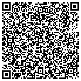 QR-код с контактной информацией организации УВД ЦАО Г. МОСКВЫ