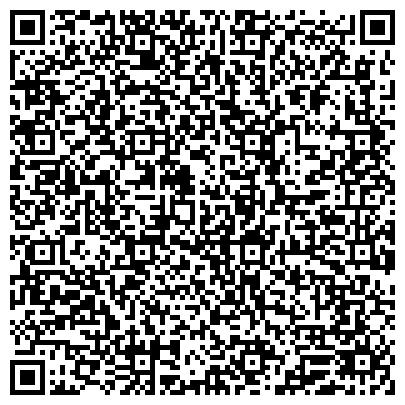 QR-код с контактной информацией организации ОДЕССАКОММУНПРОЕКТ, ПРОЕКТНЫЙ ИНСТИТУТ, ДЧП ОАО ОДЕССАКОММУНПРОЕКТ