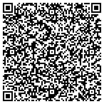 QR-код с контактной информацией организации ЗАО ГазИнвест