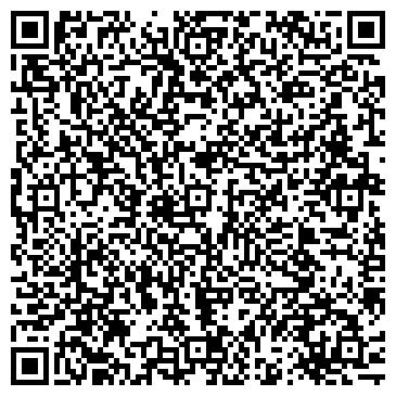 QR-код с контактной информацией организации Принц и Принцесса, детский сад