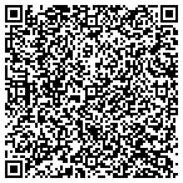 QR-код с контактной информацией организации Альянс недвижимость