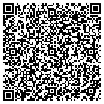 QR-код с контактной информацией организации Шапландiя