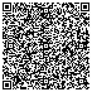 QR-код с контактной информацией организации ООО Персонал Exclusive