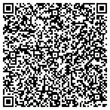 QR-код с контактной информацией организации Русский мех