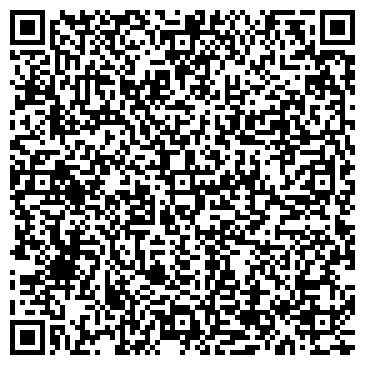 QR-код с контактной информацией организации ВОСКРЕСЕНЬЕ, ЗАО, ФИЛИАЛ