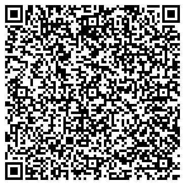 QR-код с контактной информацией организации Домашний мир
