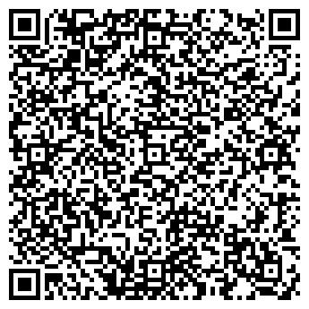 QR-код с контактной информацией организации АВРОРА-ФРУТ