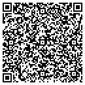 QR-код с контактной информацией организации ИСИДО, ЧП