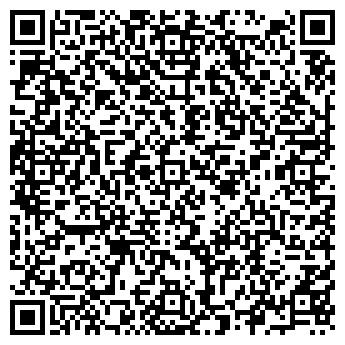 QR-код с контактной информацией организации РАДУГА ТУР