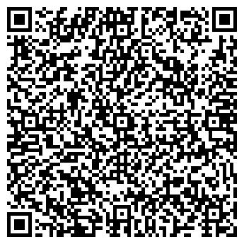 QR-код с контактной информацией организации ОСТРОВ СОКРОВИЩ