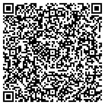 QR-код с контактной информацией организации ОКОННЫЙ ДИЗАЙН